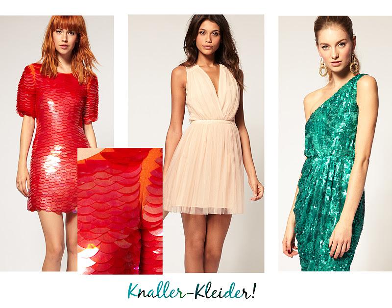 Oh du wunschfreie Kleider Zeit! Kate Glitter