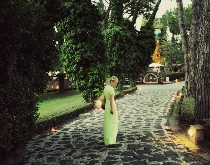 21 Stunden wunschfrei in Rom! Kate Glitter