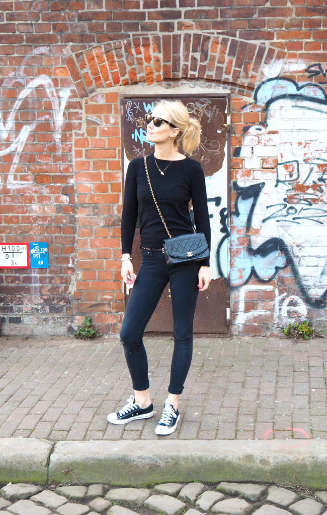 CHANEL-Vintage-Black-Outfit-nie-wunschfrei_A