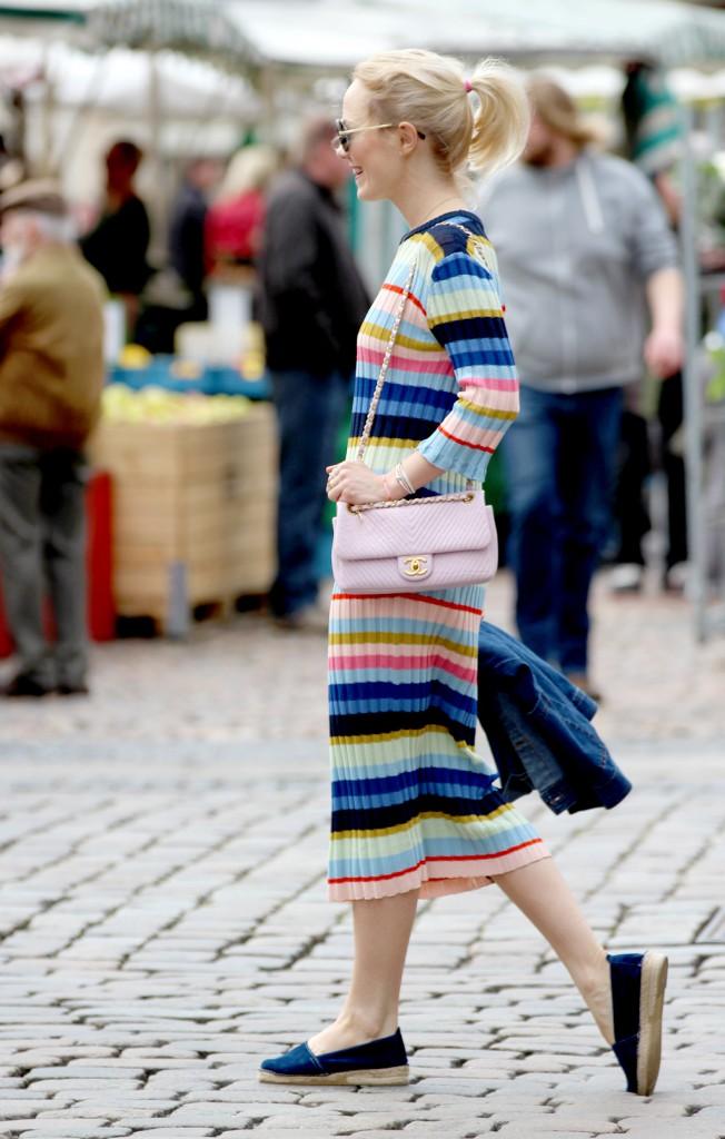 Chanel-Rosa-Stripes-Kate-Glitter-M