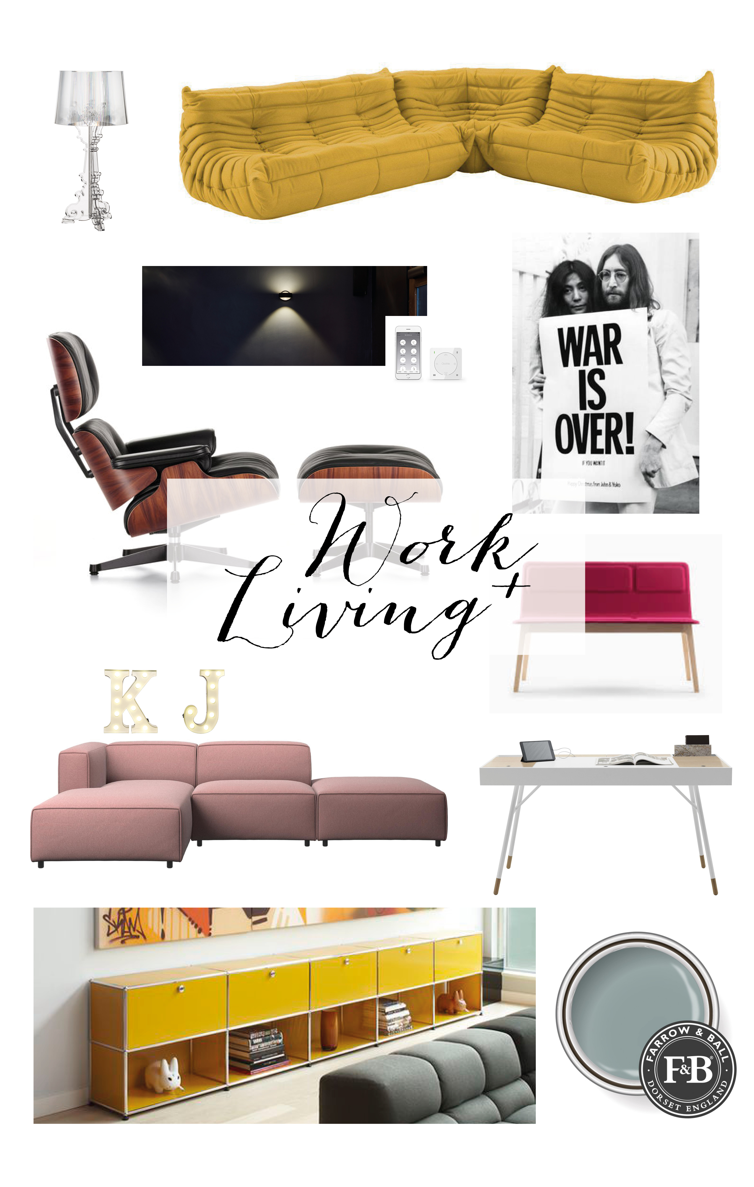 INTERIEUR // WORK & LIVING INSPIRATION (ANZEIGE / ADVERTISEMENT)