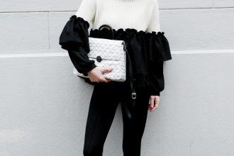 BLACK / WHITE FOR AIGNER