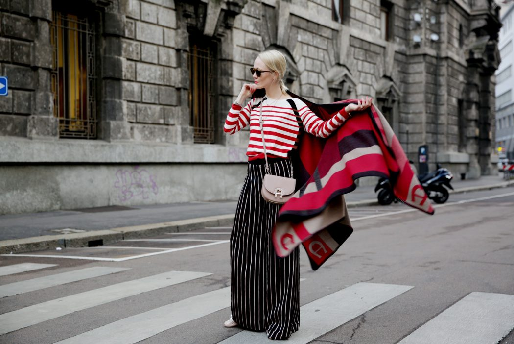 FASHION & TRAVEL // STREETSTYLE LOOK AIGNER & MARC CAIN