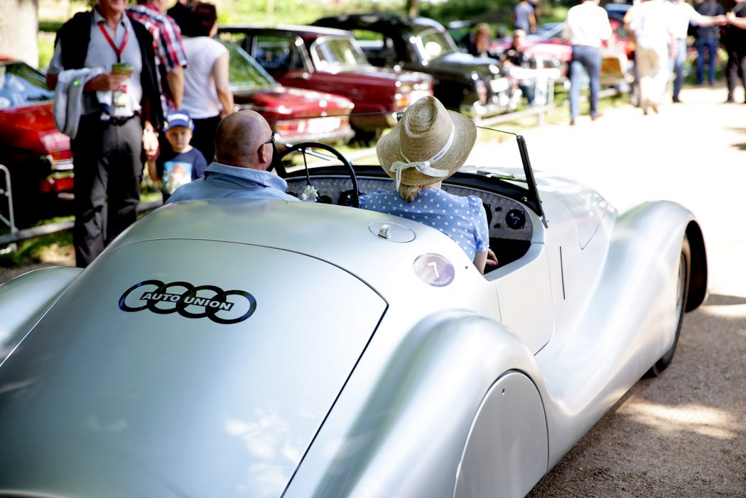 FASHION & CARS // CLASSIC DAYS SCHLOSS DYCK MIT AUDI