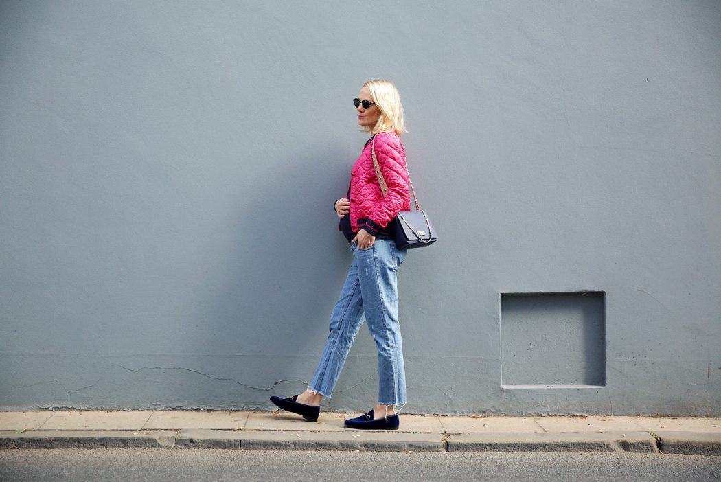 BUMPSTYLE // PINK & BLUE