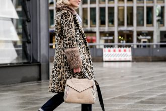 FASHION WEEK BERLIN // ON MY WAY … MEIN MARC CAIN STREETSTYLE LOOK