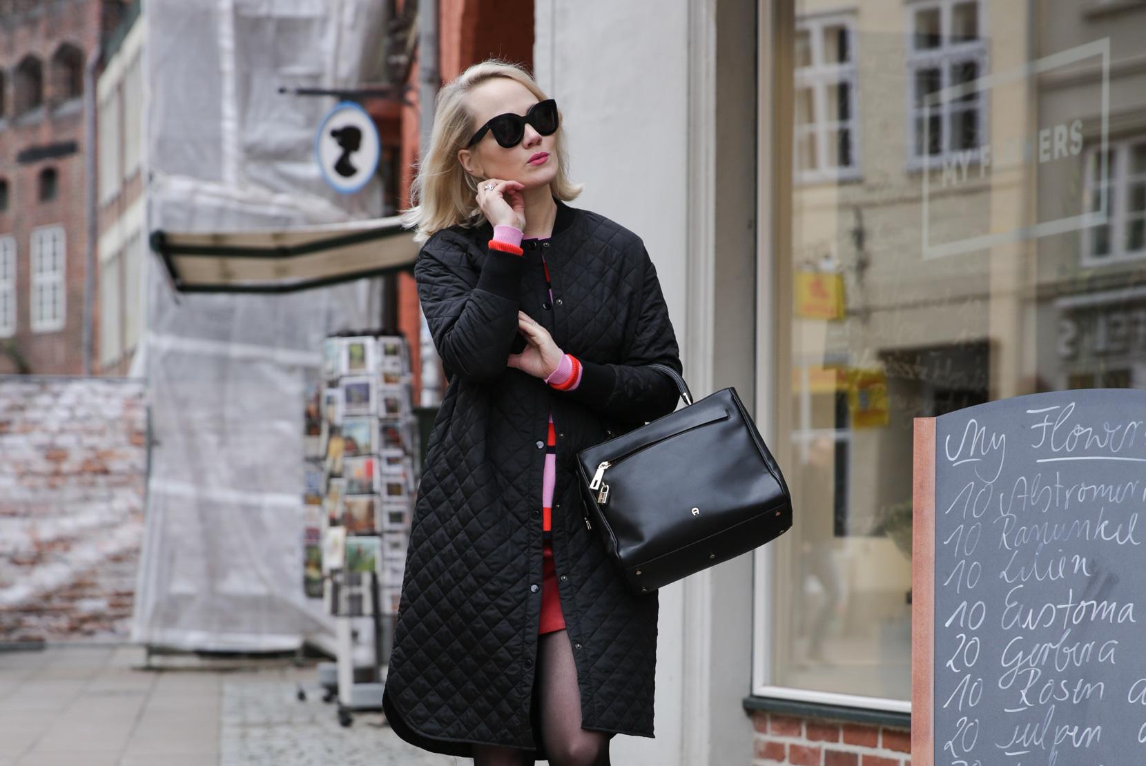 Aigner BETTY Bag SS18 B Kate Glitter Fashionblogger