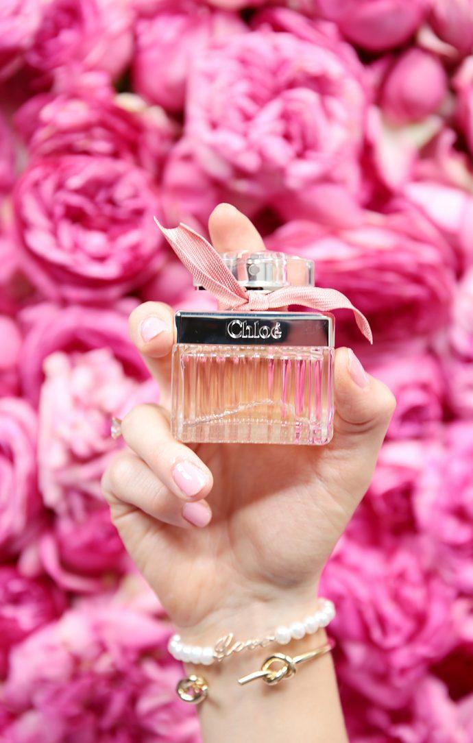 Der Feine Unterschied La Roses De Chloé Kate Glitter